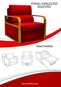 furma hospital seat